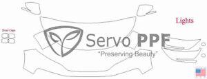 Precut 3M PRO Series Clear Bra Kit for 20+ Honda CRV CR-V