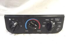 Ford F150 Expedition Manual CLIMATE CONTROL in dash AC Heat 97-04 OEM YL3H