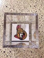 Ottawa Senators Custom Stanley Cup Championship Ring Display Case - Must See