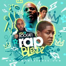 Dj Ty Boogie - Rap Blendz (Mix Cd) Hip-Hop Blends