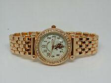 U.S. Polo ASSN. Rose Gold Tone Quartz Analog Ladies Watch