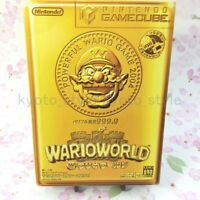 USED GAMECUBE Nintendo Gamecube Wario World 10604 Japan import