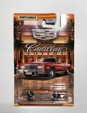 Matchbox 2021 Cadillac Series - 1975 Cadillac Eldorado Convertible - New!