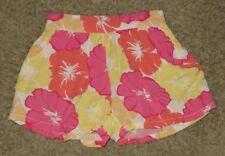 Gymboree Flower Floral Shorts Size 5