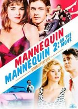 Mannequin 1 and Mannequin 2 On the Move (Kim Cattrall) New DVD Region 1