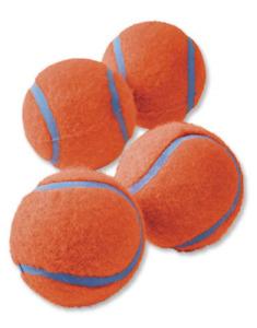 Chuckit Tennis Ball Pack of 4
