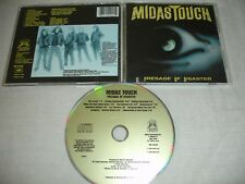 MIDAS TOUCH - Presage of Disaster CD 1989  Noise  Hexenhaus  Toxik