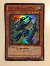 Yu-Gi-Oh! Rapid Warrior YSD5-JP006 Super Rare Jap