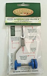 Stonfo Elite 2 Saltwater Bobbin Holder, Fly Tying Tool