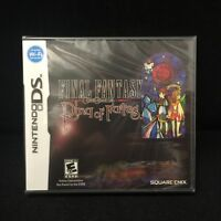 Final Fantasy Crystal Chronicles: Ring of Fates / Brand New / (Nintendo DS) NEW