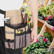 Garden Multi-Function Waist Bag Woodworker's Tool Pocket With Adjustable Belt