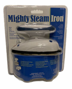 DRITZ Mighty Steam Iron (653380) Includes:Storage Bag,Measuring Cup,Instructions