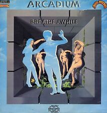 """ARCADIUM """"BREATHE AWHILE"""" ORIG FR 1969 MONSTER UK PROG MONSTER EX/VG"""