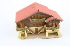 Kibri 6860 (36860) Chalet LES DIABLERETS Alpenhaus with Figure Z Gauge House