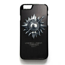 Plastic Phone Case Cover For iPhone 5/5s 6/6s iPod Touch Game of Thrones Logo
