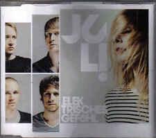 Juli-Elektisches Gefuhl cd maxi single