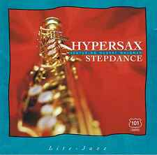 Hypersax-stepdance-CD Album-Voile Around Greek Islands-Princy Palace