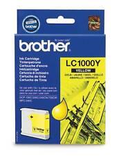 BROTHER LC1000Y Original OVP 2010 LC-1000 Y Gelb yellow