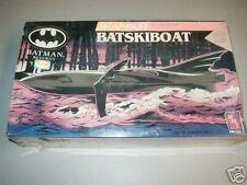 SNAPFAST 6615-10EO BATMAN RETURNS BATSKIBOAT1/25 MODEL VINTAGE 1992