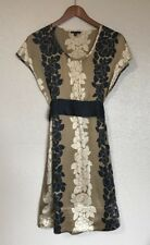 The Limited Dress Empire Waist Floral Size: 6 Silk Career