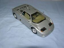 Jouet Burago: voiture de collection Bugatti 11GB (1991), échelle 1/24è