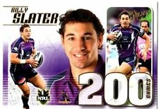 Billy Slater Single Modern (1970-Now) NRL & Rugby League Trading Cards