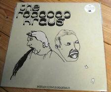 ROBOCOP KRAUS METABOLISMUS MAXIMUS - VINYL LP - MP3 DOWNLOAD CODE