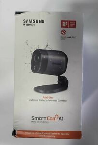 Samsung SmartCam A1Outdoor 720p Wireless Battery Powered Camera (SNW-R0130BW)@A7