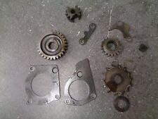 AHRMA 1978 Suzuki RM 125 RM125 Gears     167