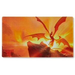 Elichaphaz Dragon Shield Playmat Magic the Gathering MTG Pokemon Yugioh