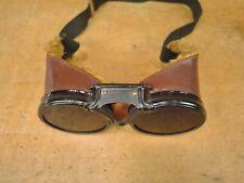 1.WK Fliegerbrille Pilotenbrille mit Sonnenbrille Jasta Jagdflieger Roter Baron
