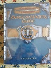 manuale fantasy - D & D - DUNGEON Master guide - core rulebook II - INGLESE