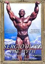 bodybuilding dvd SERGIO OLIVA- THE MYTH