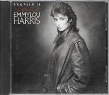 CD COMPIL 10 TITRES--EMMYLOOU HARRIS--PROFILE II / THE BEST OF EMMYLOU HARRIS