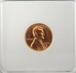 1955-S LINCOLN CENT GEM++ UNCIRCULATED RED