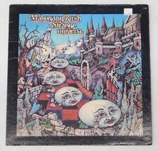 Mahogany Rush STRANGE UNIVERSE - T-482 Stereo - Promotional Vinyl LP Record
