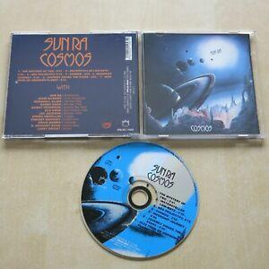 SUN RA Cosmos - CD album Spalax 1999 (CD 1762)