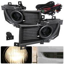 04-06 Mitsubishi Lancer Smoke Lens Fog Lights Driving Lamps Replacement Kit