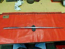 MG Midget, Original Hood Trim Spear, Chrome, 61-68 !!