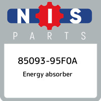 85093-95F0A Nissan Energy absorber 8509395F0A, New Genuine OEM Part