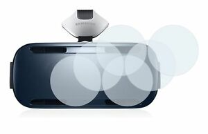 Samsung Gear VR , 6 x Transparent ULTRA Clear Screen Protector