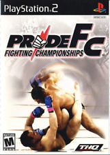 Pride FC Playstation 2 PS2 MMA Mixed Martial Arts Game No Tracking Number