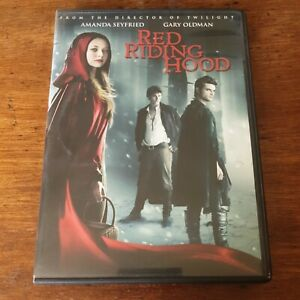 Red Riding Hood DVD R4 Like New! FREE POST