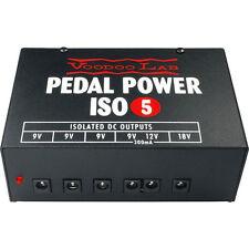 Voodoo Lab Pedal Power Iso-5 Netzteil für Effekte