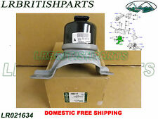 LAND ROVER ENGINE MOUNT INSULATOR LR2 OEM NEW LR021634