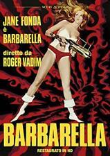 BARBARELLA  RESTAURATO IN HD   DVD FANTASCIENZA