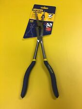 IRWIN VISE-GRIP 13.25-in Straight Compound Long Reach Pliers LRLN 13 1/4