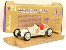 R71 Modellino auto BRUMM 1/43 1938 MERCEDES BENZ W125 #15 Coppa Wanderbilt
