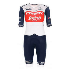 Trek Segafredo 2020 Men's Cycling Sprint Road Suit by Santini