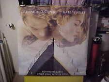 TITANIC (1997) Original UK Subway Poster / Kate Winslet & Leornado Di Caprio